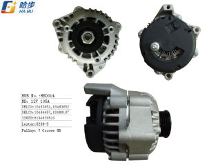 Auto Alternator for Cadillac, Chevrolet, 10463651, 10463652, 10463690, 10464457, 10480167 pictures & photos