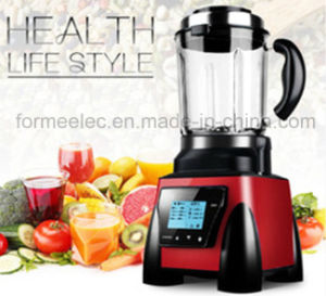 1750ml Commercial Blender Bt780 with Touch Panel & Warmer Function pictures & photos