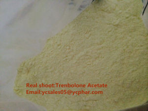 Trenbolone Acetate Steroid Raw Powder Factory 10161-34-9 Dosage pictures & photos