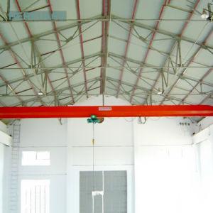 Single Beam Overhead Bridge Crane Price pictures & photos
