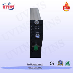 CATV Optical Transmission Platform 1550nm Direct Internal Modulated Transmitter Module pictures & photos