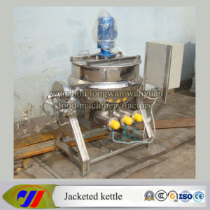 Ketchup Jacketed Cooking Kettle pictures & photos