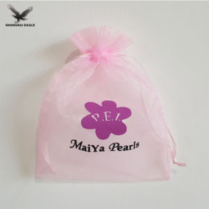 Cheap Personalized Custom Organza Bag pictures & photos