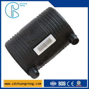 PE Electrofusion Differeint Pipe Fittings (coupling) pictures & photos