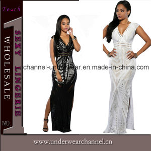 Sexy Lady Clubwear Evening Party Dress (T60983) pictures & photos
