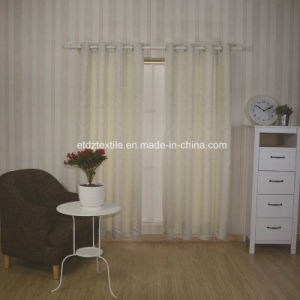 Hot Design 2016 Polyester Curtain Rod Fabric pictures & photos