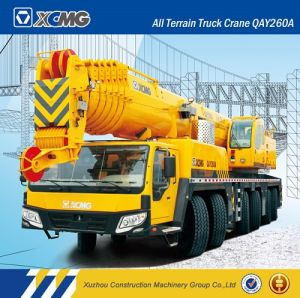 XCMG Official Manufacturer Qay260 260ton All Terrain Crane pictures & photos