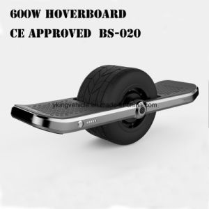 600W Lithium Battery One Wheel Offroad Hoverboard BS-020 pictures & photos