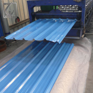 SGS Report Zinc Sheet Roofing Galvanized Corrugated Steel Sheet pictures & photos
