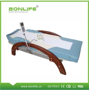 Jade Roller Korea Infrared Jade Massage Bed pictures & photos