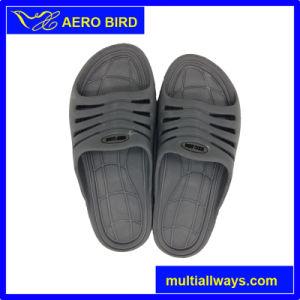 Men Open Toe Indoor Outdoor EVA Slipper House Sandal