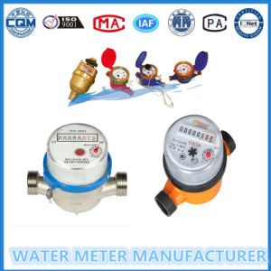 Residential Water Meter for Cold Hot Drinking Water pictures & photos