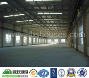 Single / Mutiple Span for Prefab Steel Structure Workshop Building pictures & photos