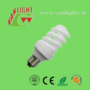 Compact T2 Full Spiral 11W CFL, Energy Saving Light