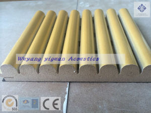 Painting MDF Diffusing Acoustic Panel (SCGP21mm) pictures & photos