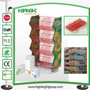 Collapsible Stacking Wire Cage Promotional Basket pictures & photos