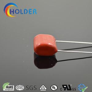 Miniature Size Metallized Polypropylene Film Capacitor (Cbb 474j/400V P=10 RoHS) pictures & photos