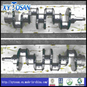 Casting Iron Crankshaft for Mitsubishi S4e&S4e2 pictures & photos