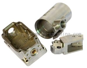 High Quality Custom CNC Machining Parts for Food Machinery pictures & photos