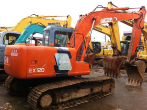 Used Hitachi Ex120-3 Excavator, Used Ex120-3 Hitachi Excavator