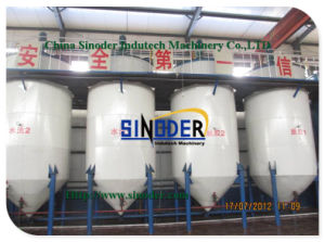 1t Crude Oil Refinery Equipment, Small Scale Oil Refining Machine to Set up Small Oil Factory, pictures & photos