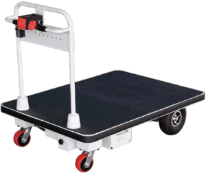 Material Handling Electric Platform Cart (HG-1080) pictures & photos