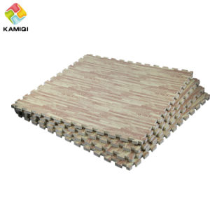 High Quality Kamiqi EVA Interlocking Foam Jigsaw Puzzle Mats-Wood Grains pictures & photos