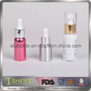 Printed Aluminum Smoking Oil Dropper Bottle pictures & photos