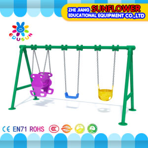 Children′s Swing Paradise Outdoor Solitary Equipment Swing Combination Children Toys (XYH-139-1) pictures & photos