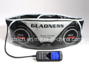 Abdominal Belt with 3 Functions of The EMS and Vibration pictures & photos