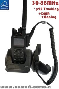 U3 Analog and Digital Radio (30~88MHz) , Military Digital Tactical Radio pictures & photos