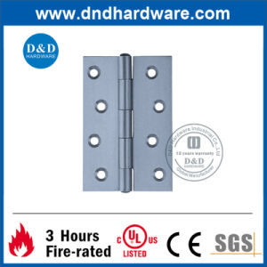 Stainless Steel Door Accessories Rivet Tip Hinge for Building (DDSS005) pictures & photos