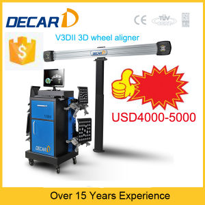 Alignment Auto for Laser 3D Wheel Aligner pictures & photos
