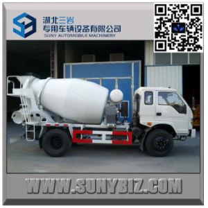 Forland Rhd 4 M3 Concrete Mixer Truck