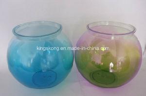 Popular Wholesale Small Plastic Fish Bowls, Transparent & Ccolorful Small Plastic Fish Bowls pictures & photos