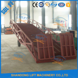 Truck Unloading Equipment with Ce pictures & photos