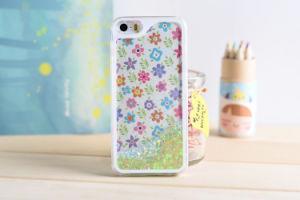 Aquarium Dynamic Liquid Quicksand Case for iPhone 5/5s/6/6 Plus