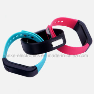 Mobile Phone Bluetooth Smart Wristband with Logo Pinted (4005)