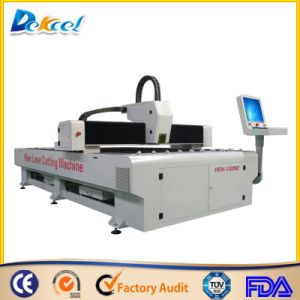 Automatic Fiber Metal Sample Cutting Solution Machine Ipg/Raycus Laser 500W/1000W pictures & photos