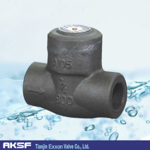 ANSI Forged Check Valve in 600lb/800lb/1500lb pictures & photos