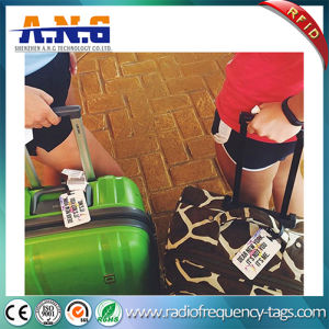 High - Tech RFID in Airports Automated Check in and UHF RFID Bag Tags pictures & photos
