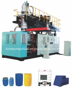 Automatic Extrusion Blow Molding Machine for Drum Barrel Gallons (FSC90) pictures & photos