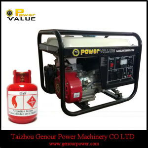 Gas Engine China 2.8kw 2.8kVA Gas Generator Set for Household pictures & photos