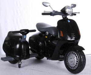 12V Electric Ride on Motorcycle with Side Car pictures & photos