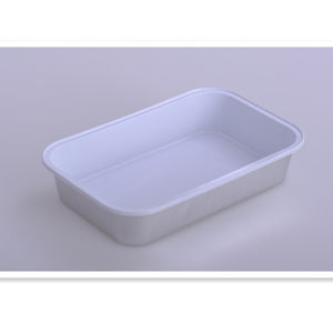 Coated Disposable Aviation for Inflight Catering Aluminum Foil Container pictures & photos