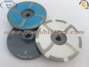 5/8′′-11 Resin Filled Diamond Cup Wheel for Granite Marble pictures & photos