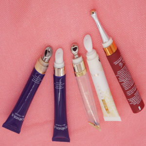 Squeeze Eyecream Cosmetic Plastic Tube with Screw Cap pictures & photos