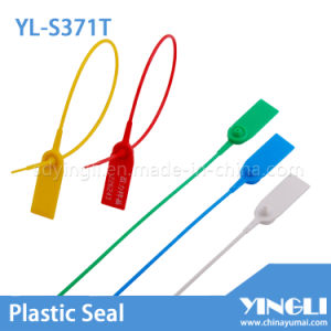 High Security Plastic Seal for Airline Logistic Using (YL-S371T) pictures & photos