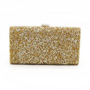 High Quality Fashion Women Handbags Party Bag Sequin Clutch Bag pictures & photos