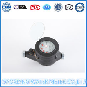 Nylon Class B Plastic Water Flow Meters DN15-DN25 pictures & photos